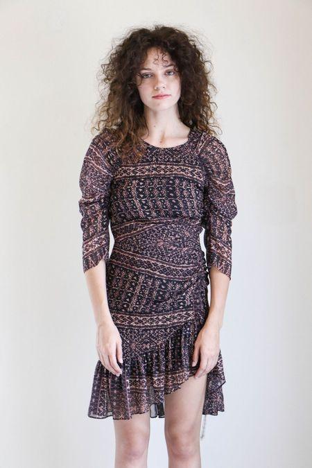 Ulla Johnson Aicha Dress in Earth