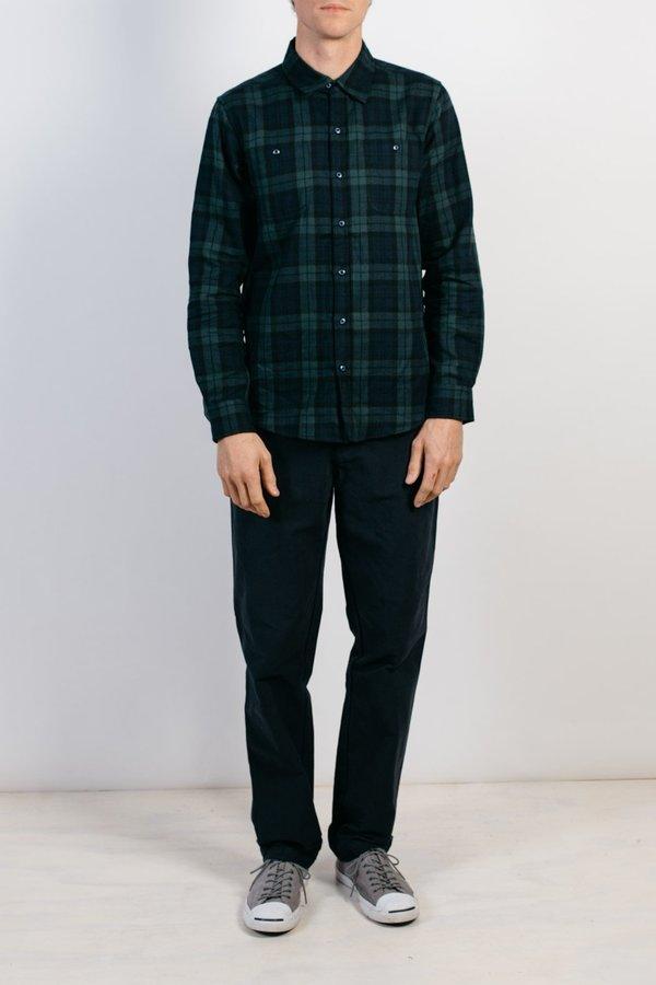 Bridge & Burn Winslow Shirt -  Blackwatch