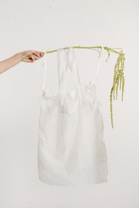 Reality Studio Amma Small Bag - Sheer White