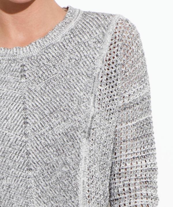 Theonne Melange Sweater