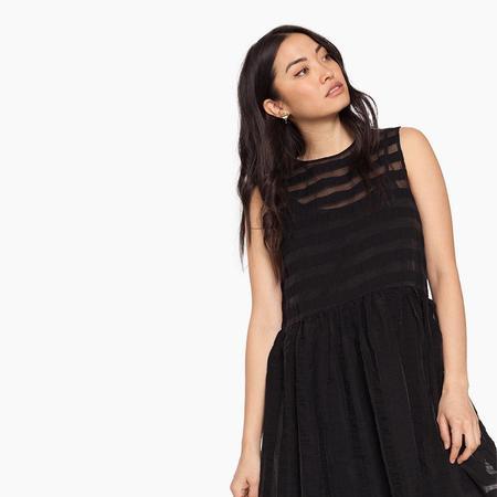Poketo Valentina Dress - Black