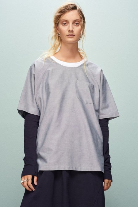 Kowtow Link Top - Chambray
