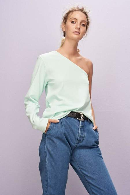 Kowtow Playback Top - Mint