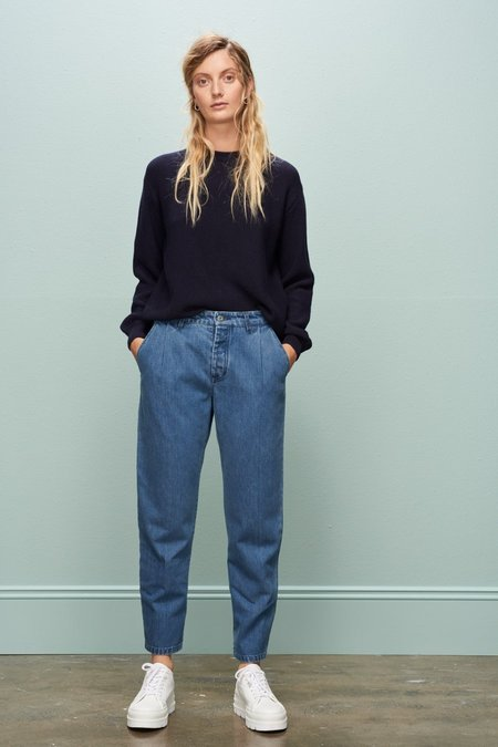 Kowtow Turnaround Pant - Denim