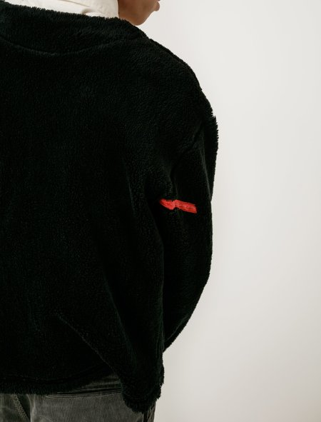 Phingerin Fluffy Jumper - Black