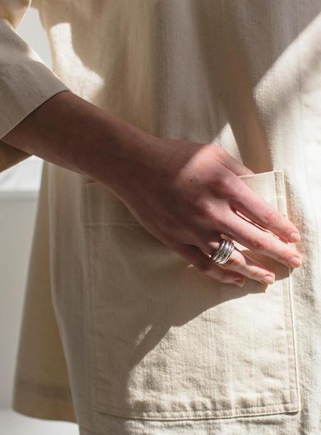Nathalie Schreckenberg Arani Ring