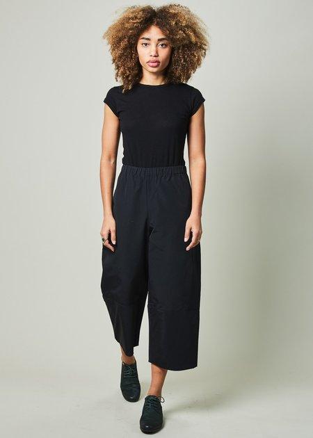 Fabiana Pigna Carolyn Wide Leg Pant - Black
