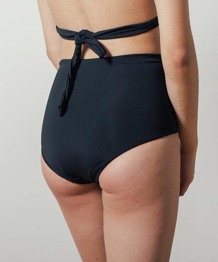 Shaina Mote Sargasso Bikini Bottom in Black