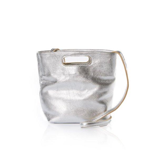 Marie Turnor The Mini-Emporte -Silver Metallic