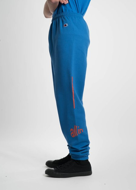 All In Blue Signal Sweatpants