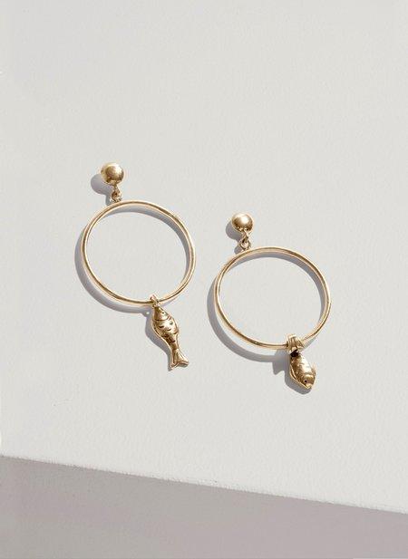 Pamela Love Delphine Earring