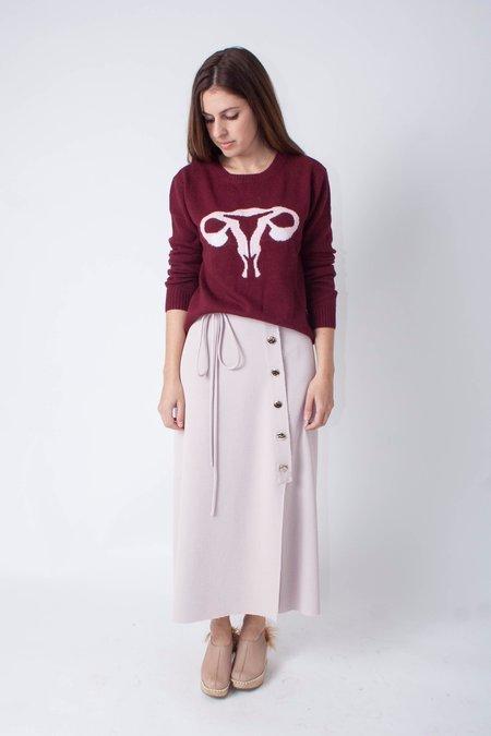 Rachel Comey Atloy Skirt - Lilac