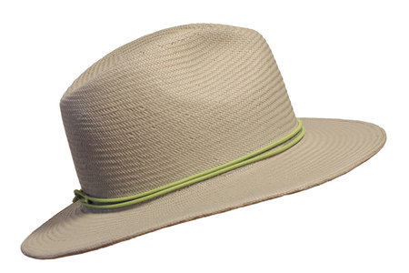 NOMAD PACKABLE FEDORA SLATE/GREEN