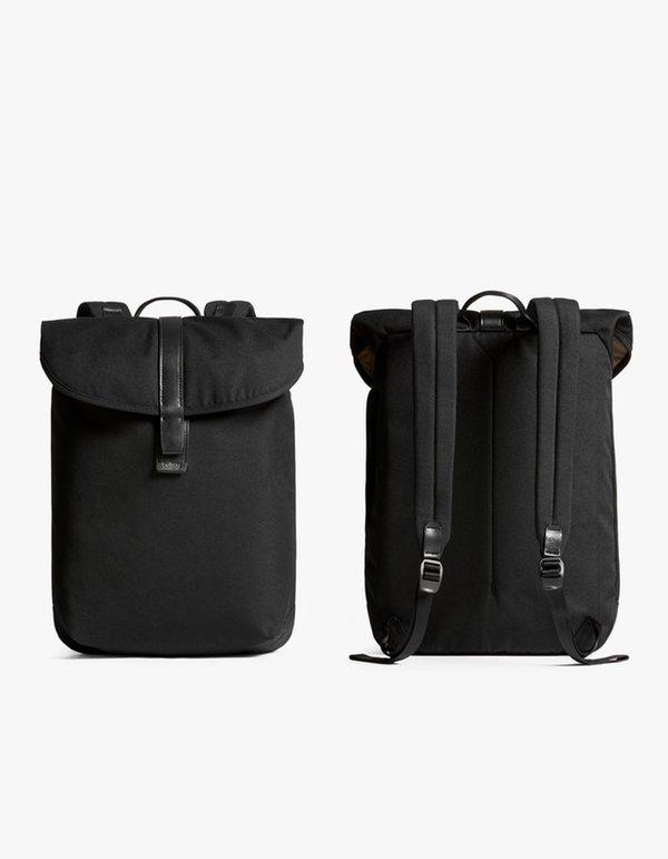 The Bellroy Slim Backpack in Black