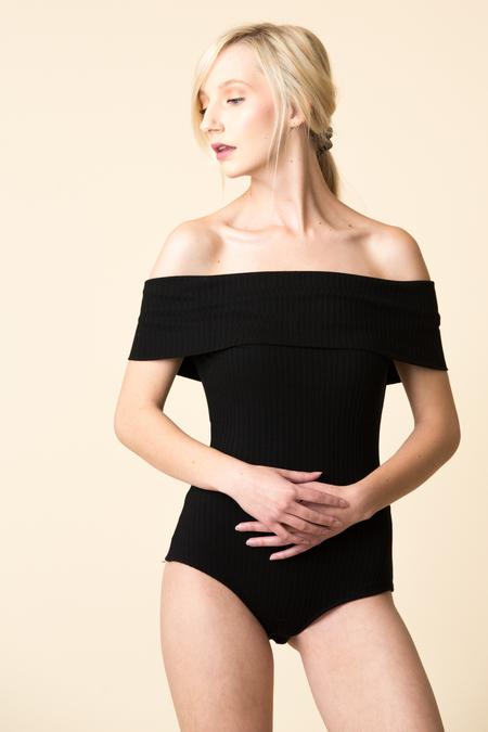 Mara Hoffman Lorraine Bodysuit
