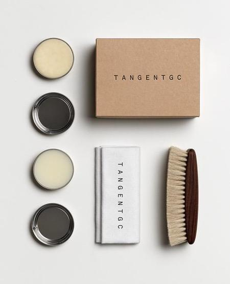 Tangent Shoe Care Set