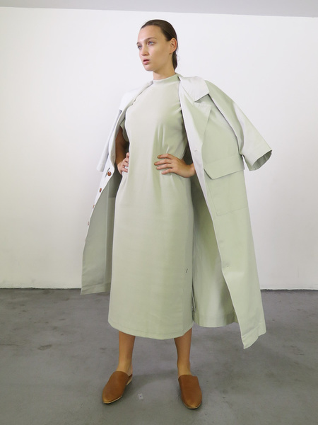 ILANA KOHN SUSIE DRESS - BONE