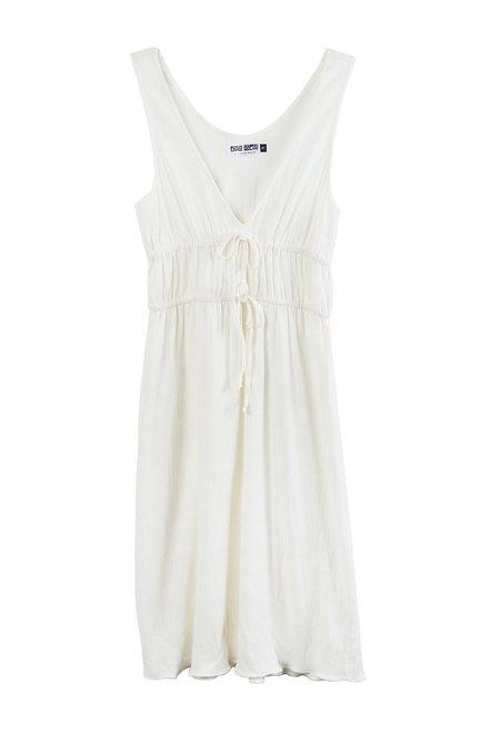 ciao lucia Carolina Dress Blanca