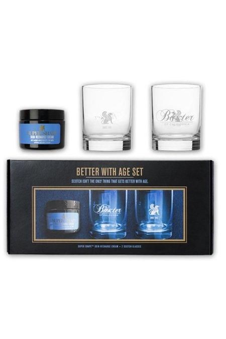 Baxter of California Scotch Set with Super Shape
