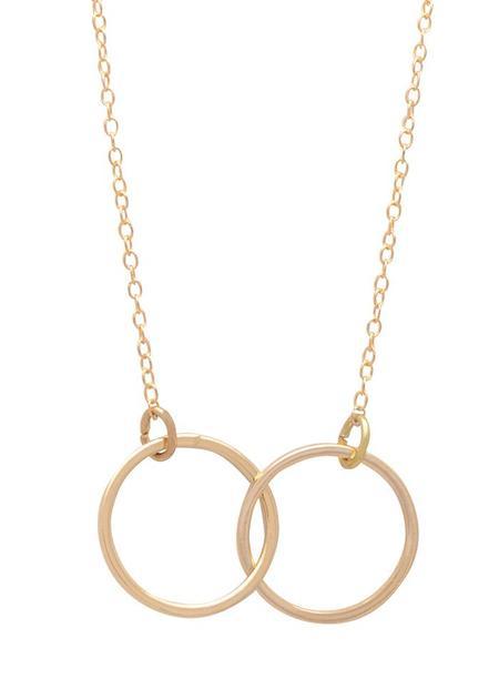 Sarah Mulder Reformed Necklace - Gold/Silver