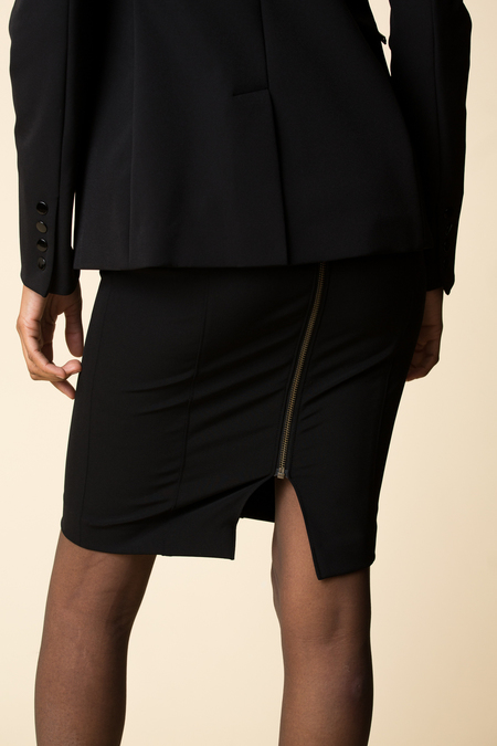 Veronica Beard VB Scuba Pencil Skirt