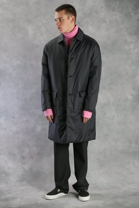 Hope Padded Coat - Black