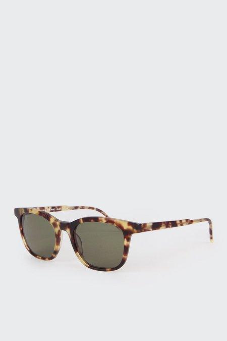 Kaibosh A Scandinavian In NY Sunglasses - Modern tortoise