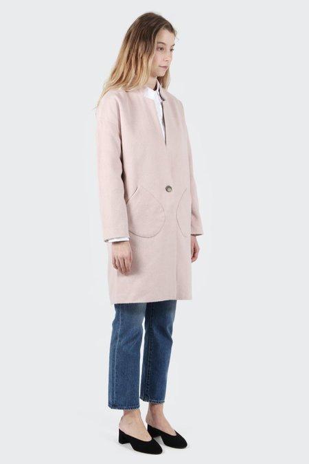 Native Youth Alba Coat - Dusty Pink