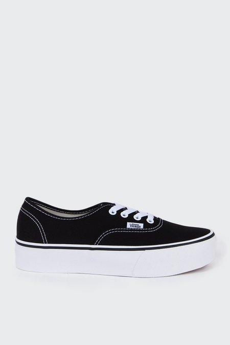 Vans Authentic Platform 2.0 - Black