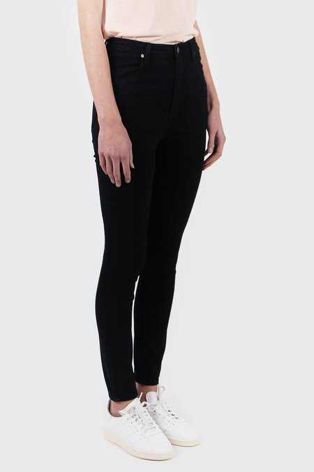 Rollas Eastcoast Ankle Jeans - Galaxy black