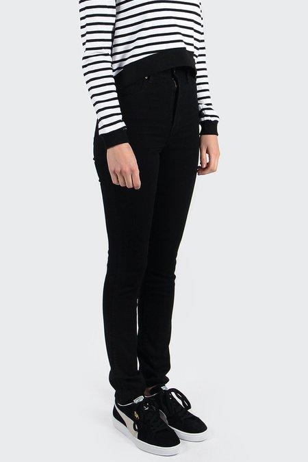 Rollas Eastcoast High Skinny Jeans - galaxy black