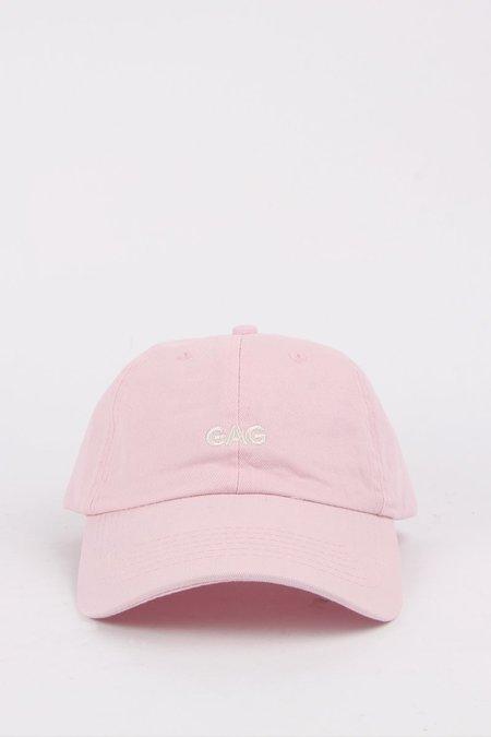 GOOD AS GOLD GAG Cap - pink