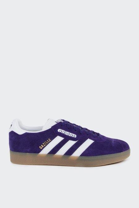 Adidas Originals Gazelle Super - purple/gum