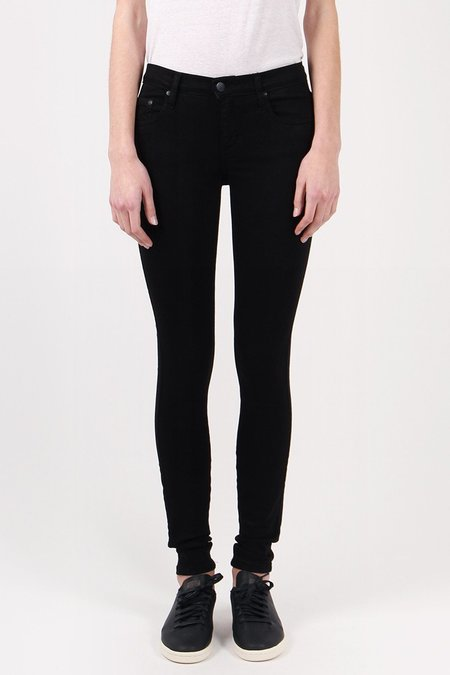 NOBODY DENIM Geo Skinny Jeans - Power Black