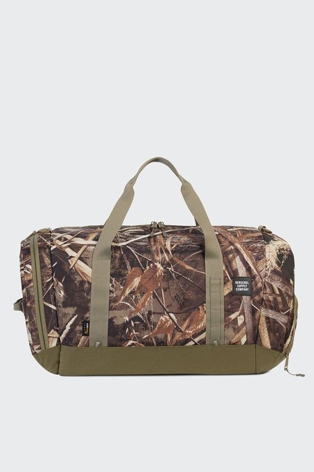 Herschel Supply Co Gorge Duffle Bag - Real tree