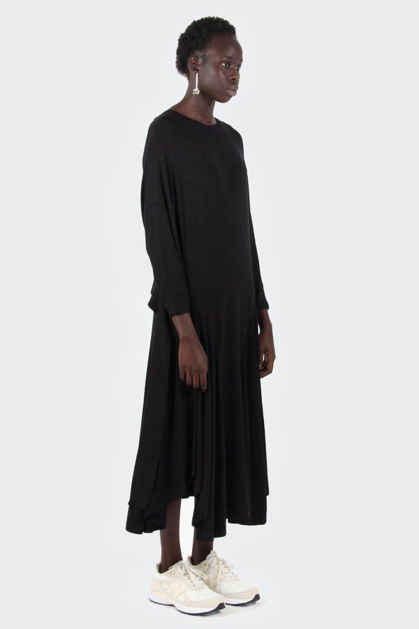 Henrik Vibskov Jersey Madress Dress - Black