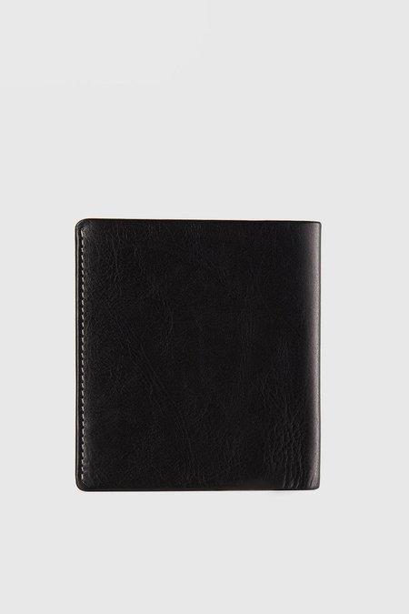 Status Anxiety Merv Wallet - Black