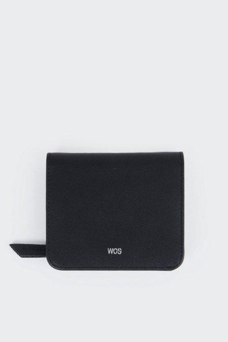 Wos Muddy Wallet - Black