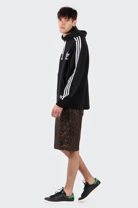 Unisex Adidas Originals NMD All Over Print Utility Shorts - multi