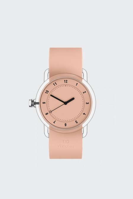 TID Watches No. 3 TR90 Watch Set - pink