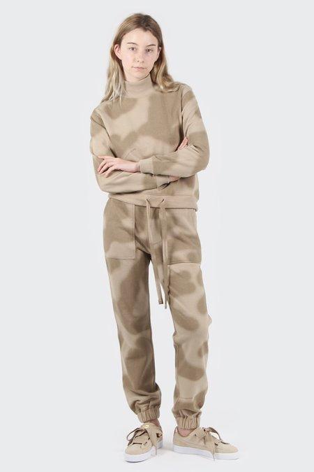 Maharishi Reversible Camo Track Pants - Desert
