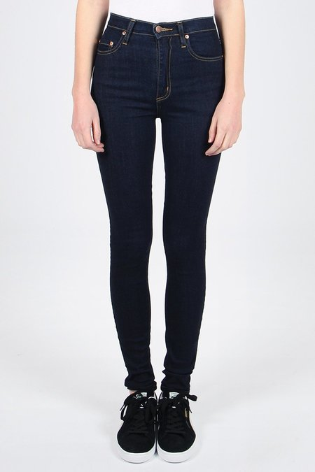 NOBODY DENIM Siren Skinny Jeans - base