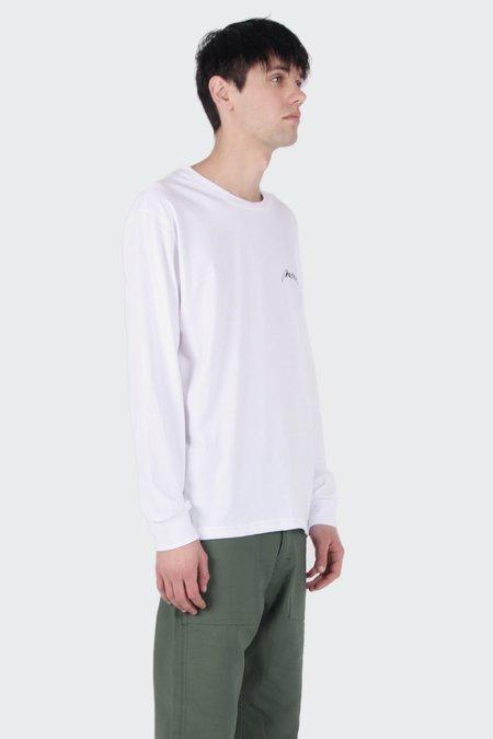 BY PARRA Star Struck Long Sleeve T-Shirt - White