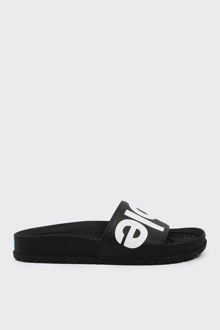 PEOPLE FOOTWEAR The Lennon Slide - really black