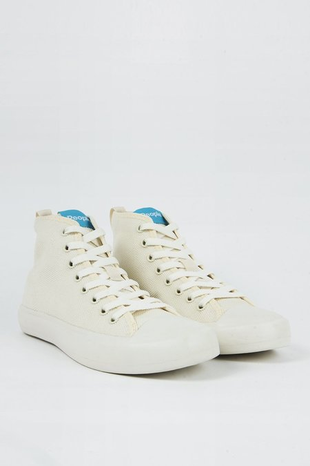 PEOPLE FOOTWEAR The Phillips Classic High - breve/yeti white
