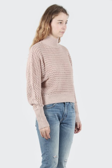 The Fifth Triangle Knit Sweater - blossom