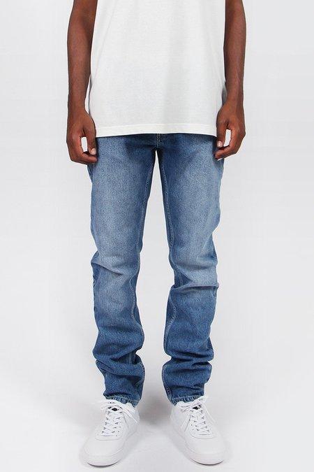 Wood Wood Wes Jeans - classic blue vintage