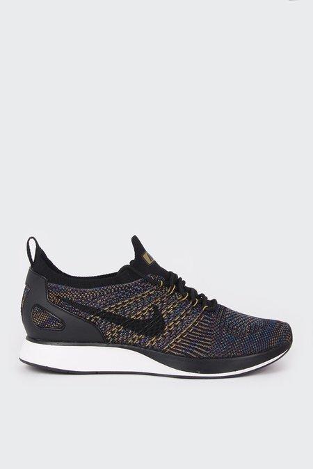 Nike Air Zoom Mariah Flyknit Racer - black/summit white/desert moss