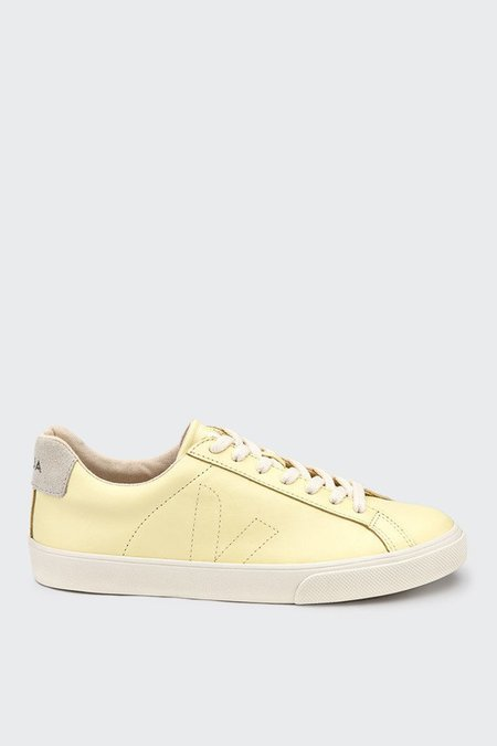 VEJA Esplar Low Leather - sun
