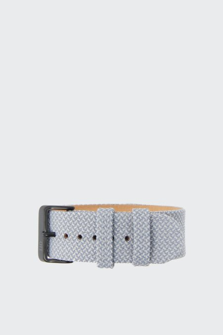 TID Watches Wristband - twain mineral/black buckle